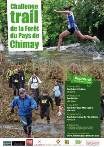 Découvrez le premier Challenge Trail de la Forêt du Pays de Chimay