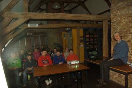 21/03/2014, Animation PNVH amphibiens - Ecoles communale de Nismes 3ème et 4ème primaire
