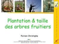 Pages de Taille et plantation des arbres fruitiers en Ardenne 2013